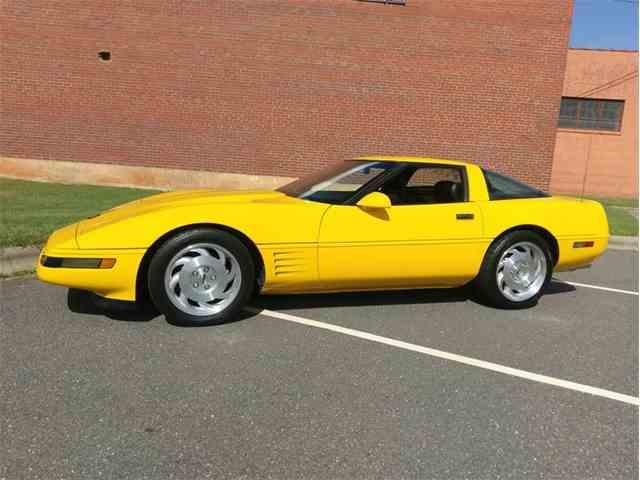 1993 Chevrolet Corvette | 1031705