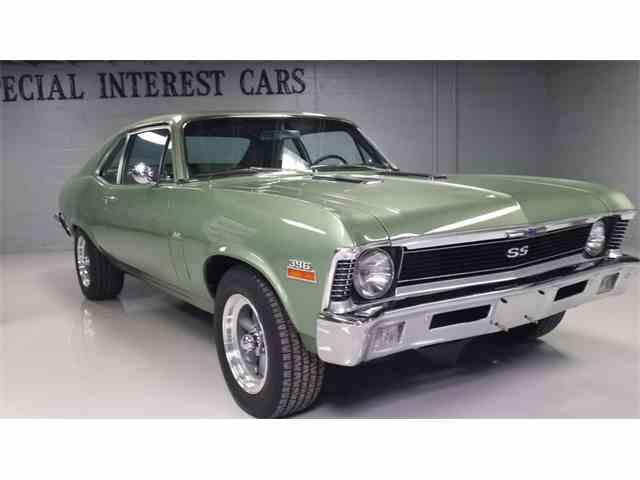 1970 Chevrolet Nova SS | 1031711