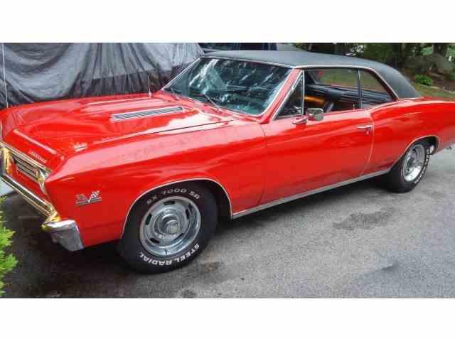 1967 Chevrolet Chevelle SS | 1031713