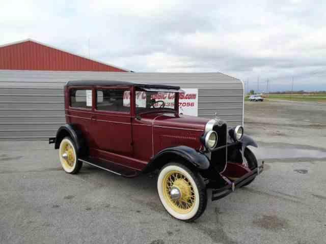 1928 Chevrolet Sedan | 1031717