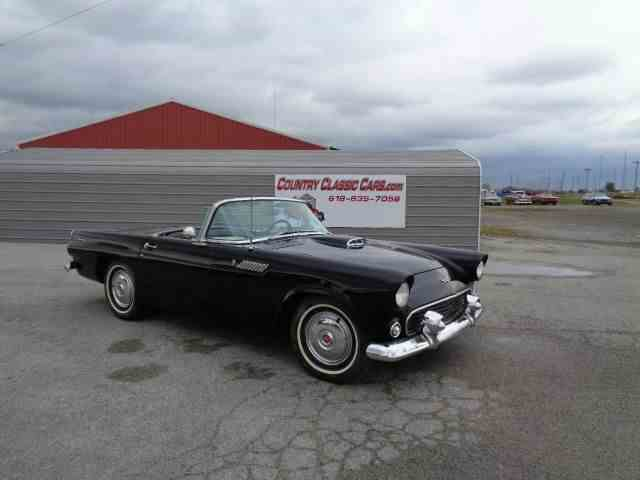 1956 Ford Thunderbird | 1031719