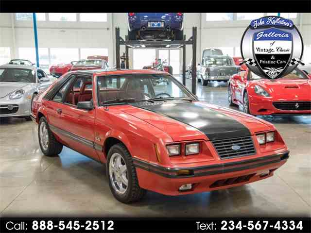 1984 Ford Mustang | 1030172