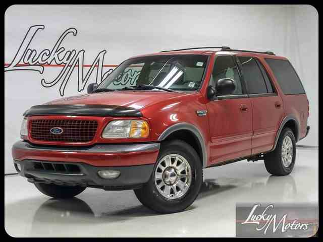 2002 Ford Expedition | 1031730