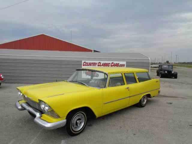 1958 Plymouth Suburban | 1031732