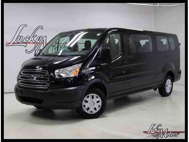 2016 Ford Transit Wagon | 1031739