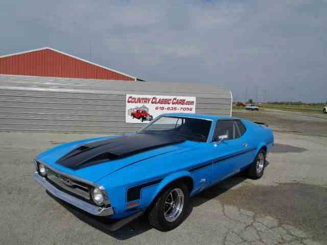 1971 Ford Mustang | 1031740