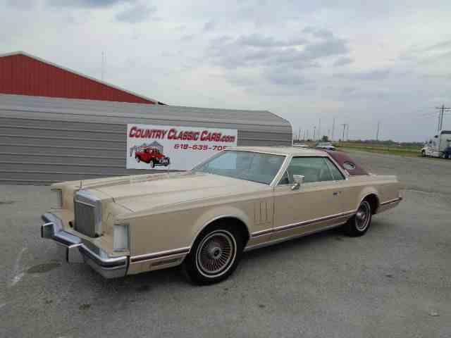 1979 Lincoln Continental Mark IV | 1031745