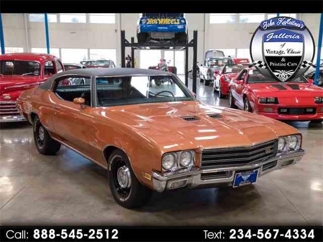 1971 Buick Gran Sport | 1031754