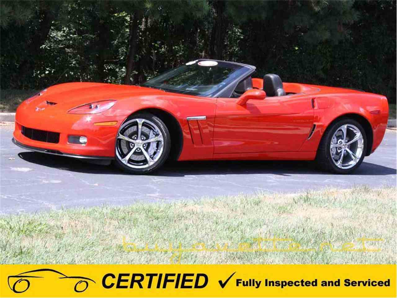 Large Picture of '12 Corvette - M43X