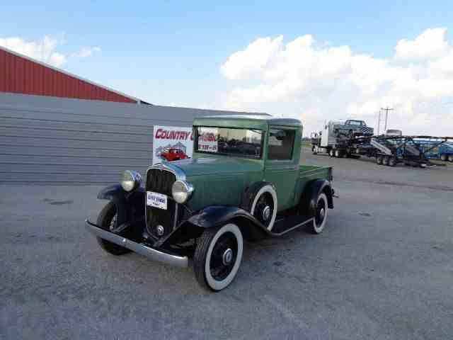 1932 Chevrolet Pickup | 1031758