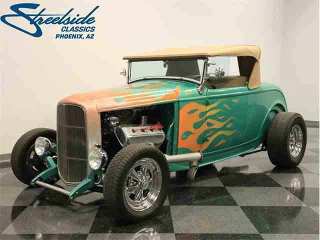 Picture of Classic 1932 Highboy - M440