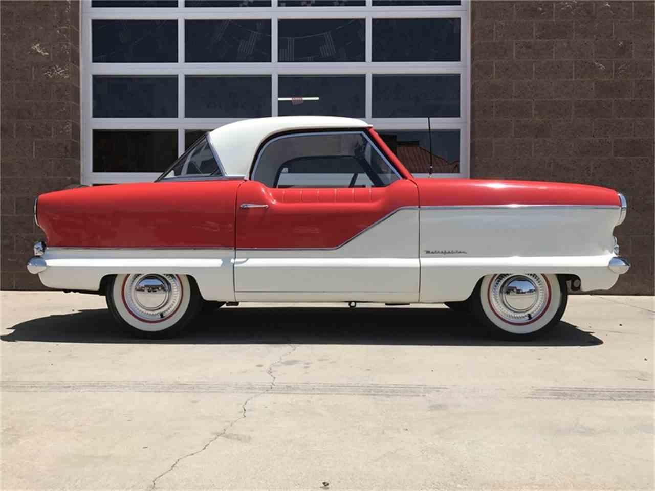Large Picture of '58 Metropolitan - M444