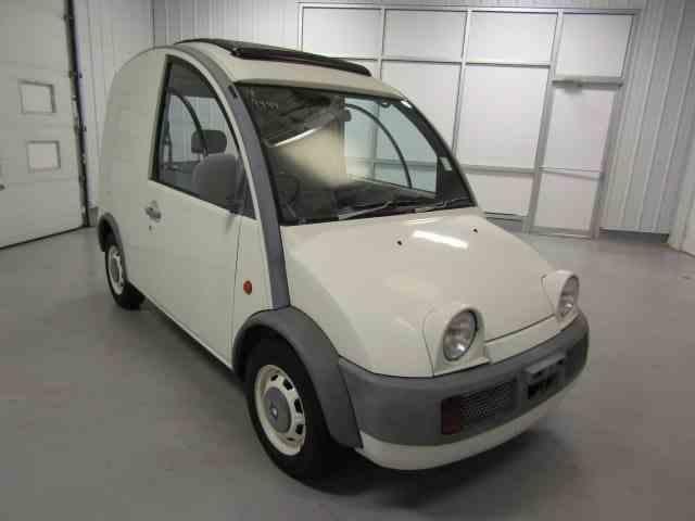 1989 Nissan S-Cargo | 1031765