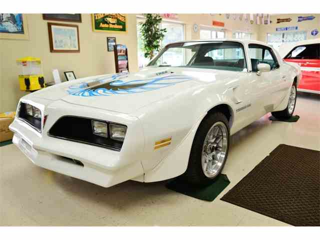 1978 Pontiac Firebird Trans Am | 1031770