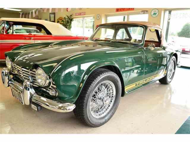 1964 Triumph TR4 | 1031781