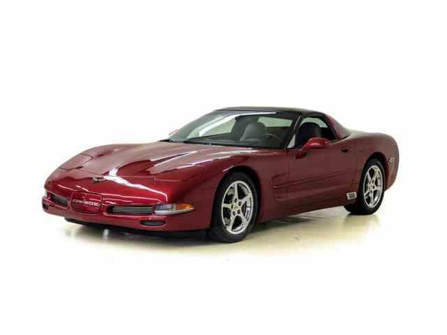 2001 Chevrolet Corvette | 1031783