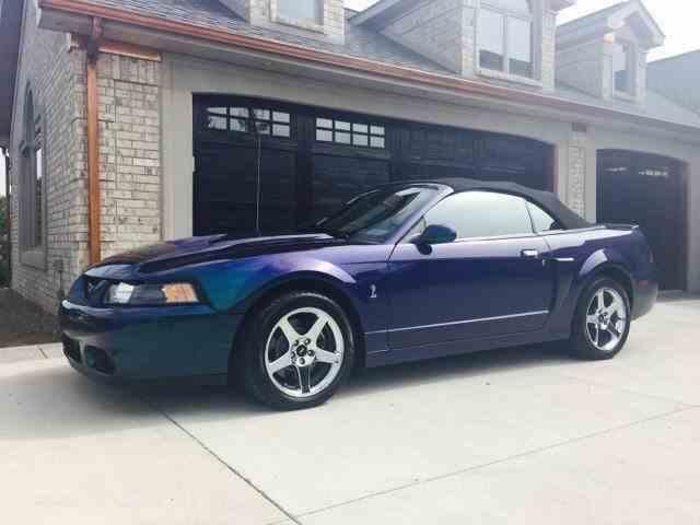 2004 Ford Mustang SVT Cobra Mystichrome | 1031792