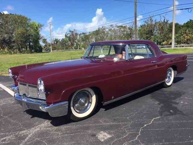 1956 Lincoln Continental Mark II | 1031796