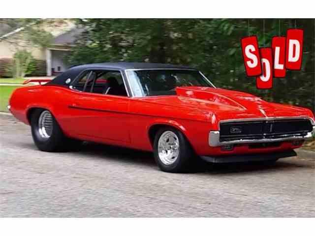 1969 Mercury Cougar   1031802