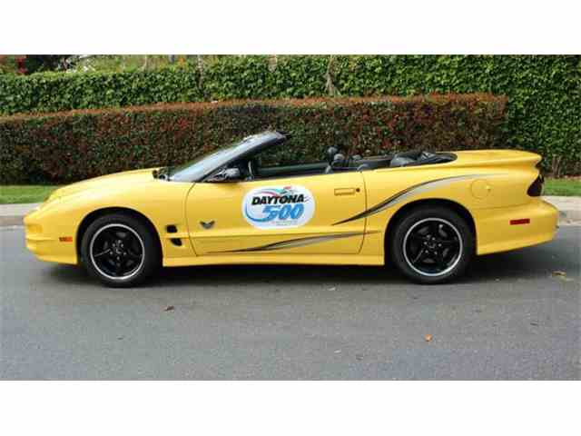 2002 Pontiac Firebird Trans Am | 1031805