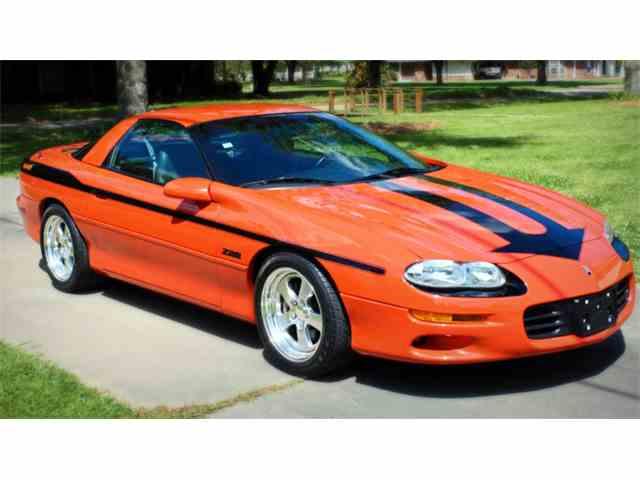 1999 Chevrolet Camaro Z28 | 1031821