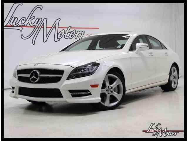 2014 Mercedes-Benz CLS-Class | 1031828