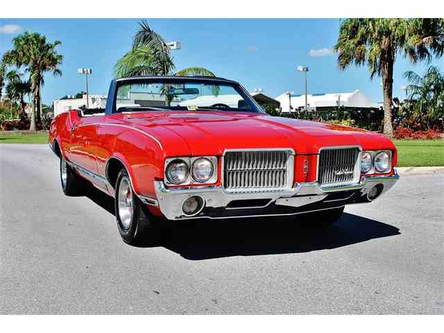 1971 Oldsmobile Cutlass | 1031829