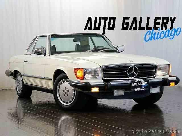 1976 Mercedes-Benz SL-Class | 1031837