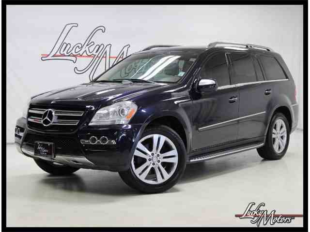2010 Mercedes-Benz GL450 | 1031843