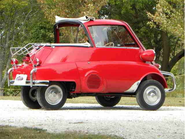 Picture of '57 Isetta - M46C