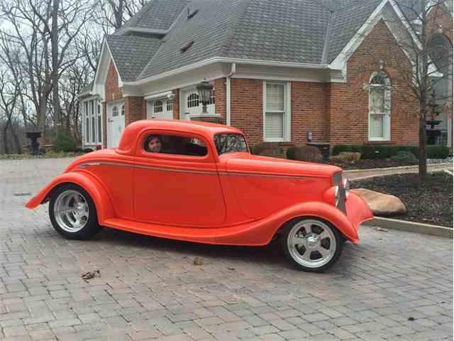1934 Ford Street Rod | 1031862
