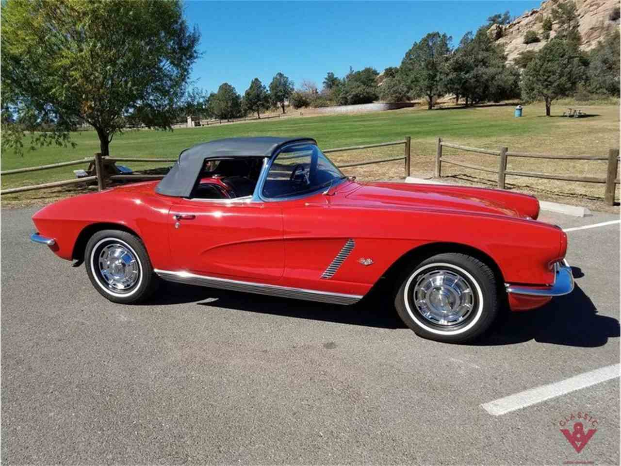 1962 Chevrolet Corvette for Sale - CC-1031877