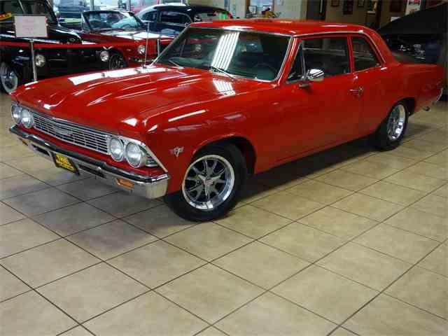 1966 Chevrolet Chevelle | 1031880