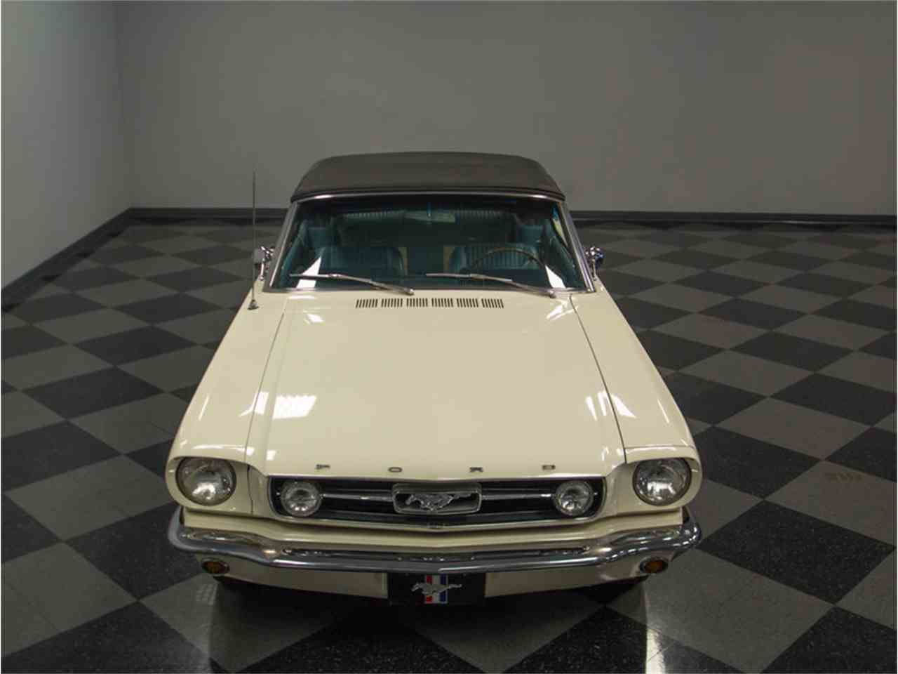 Large Picture of '66 Mustang - M47G