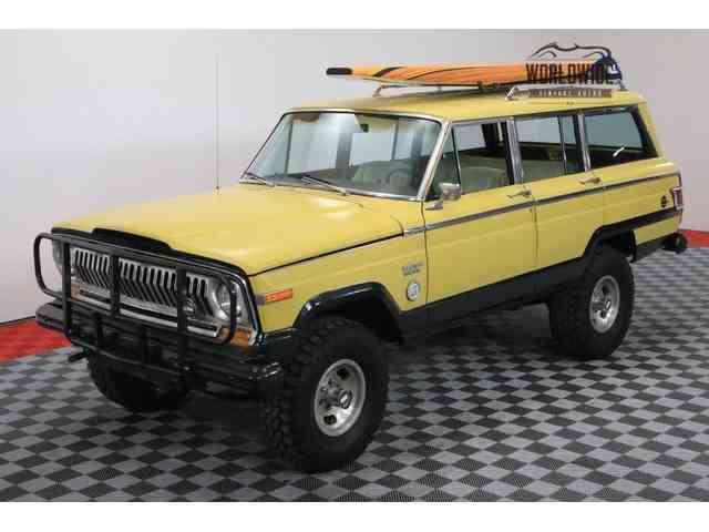 1978 Jeep Wagoneer | 1030189