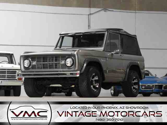 1966 Ford Bronco | 1031892