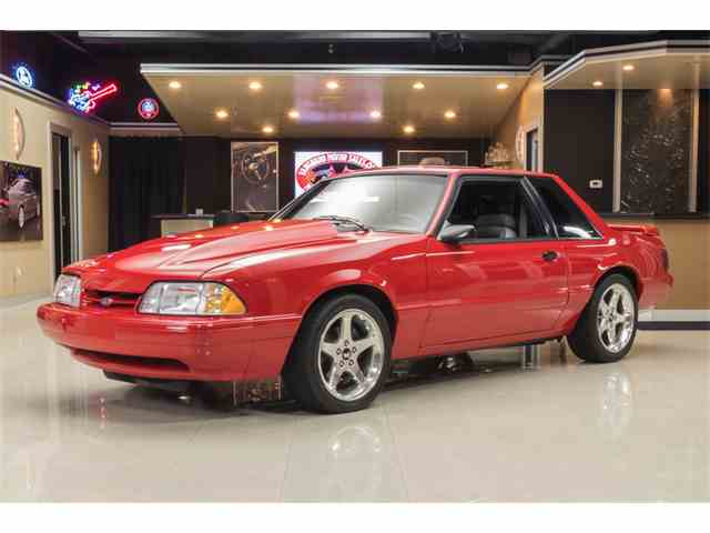 1993 Ford Mustang LX Notchback | 1031903