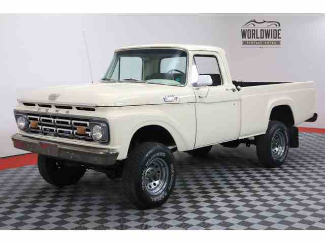 1963 Ford F100 | 1030191