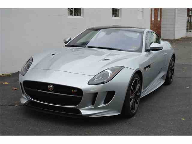 2017 Jaguar F Type S AWD | 1031910