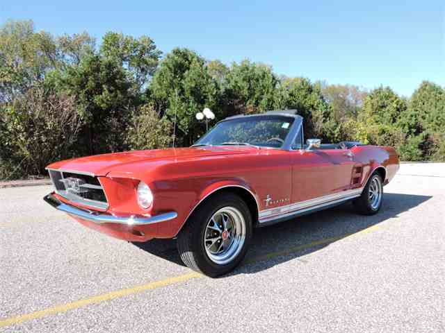 1967 Ford Mustang | 1030192