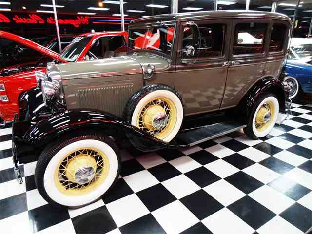 1931 Ford Model A   1031922