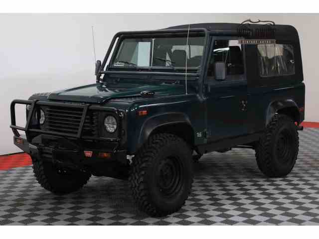 1997 Land Rover Defender | 1030195