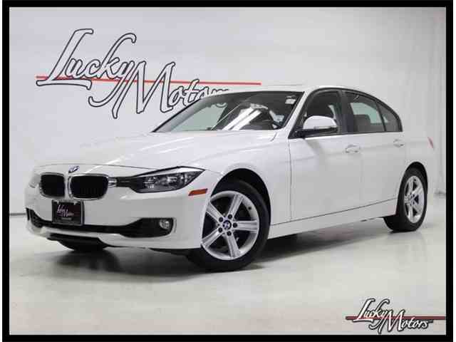 2013 BMW 3 Series   1031955