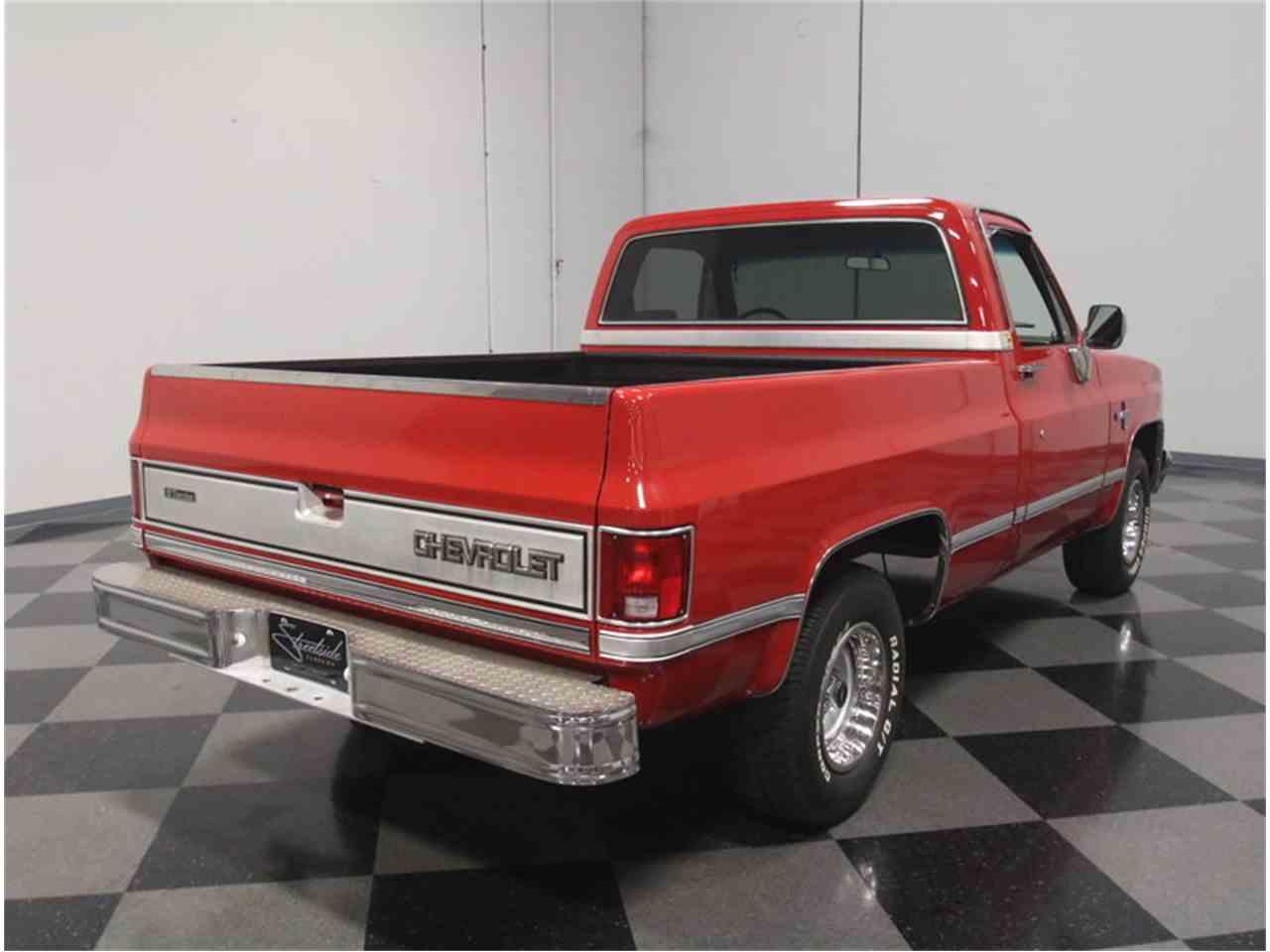 1985 Chevrolet C10 Silverado for Sale