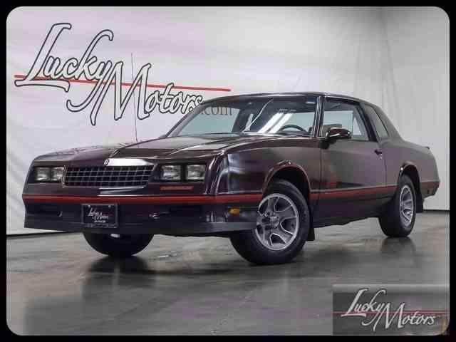 1988 Chevrolet Monte Carlo | 1031982
