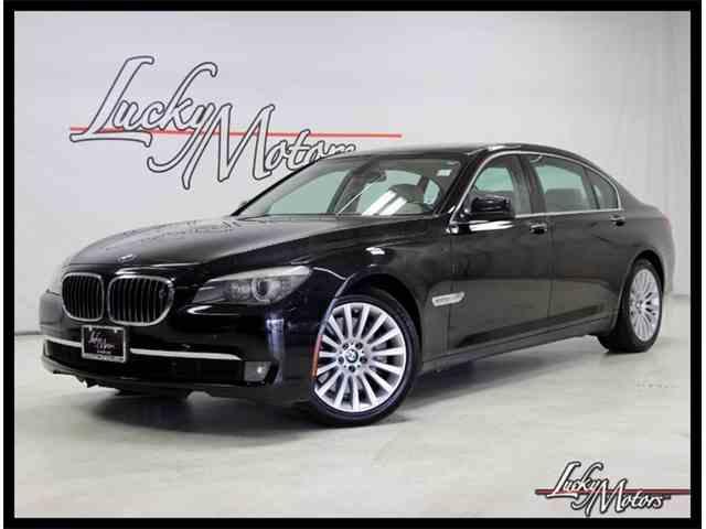 2010 BMW 7 Series   1031990