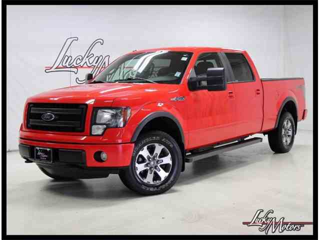 2014 Ford F150 | 1032006