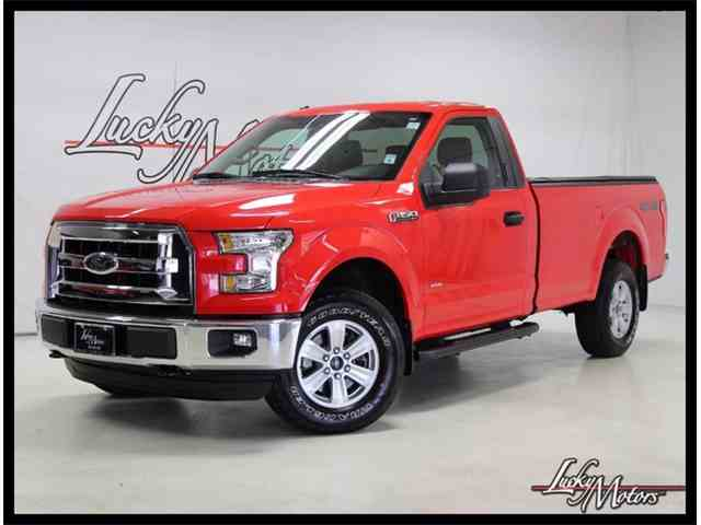 2016 Ford F150 | 1032008