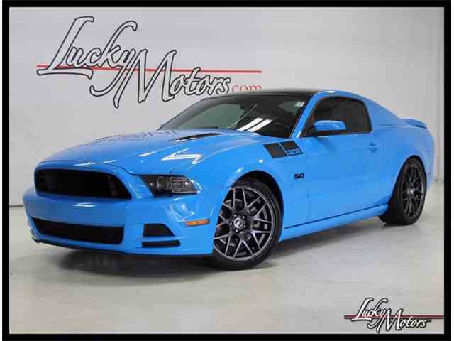 2014 Ford Mustang | 1032010