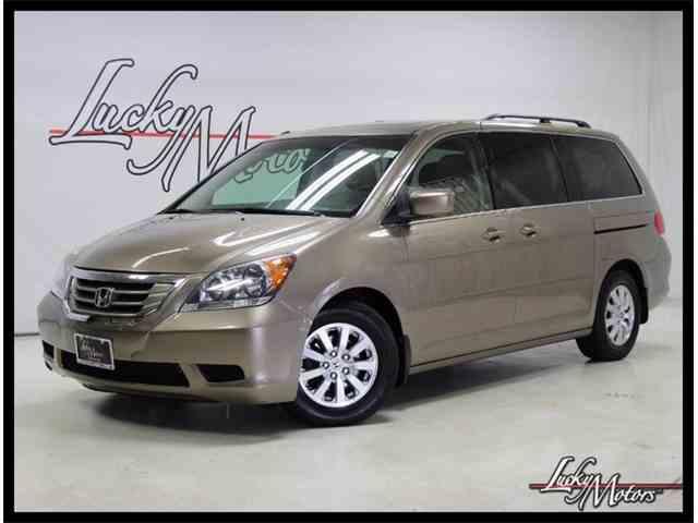 2010 Honda Odyssey | 1032016